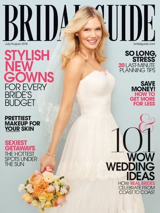 Bridal Guide Jul/Aug 2016