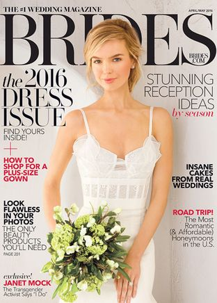 Brides Magazine Apr/May 2016