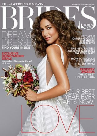 Brides Magazine Dec/Jan 2016-2017