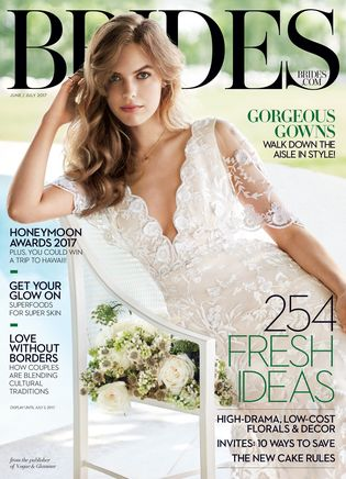 Brides Magazine Jun/Jul 2017