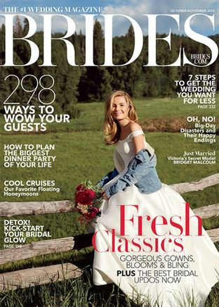 Brides Magazine Oct/Nov 2016