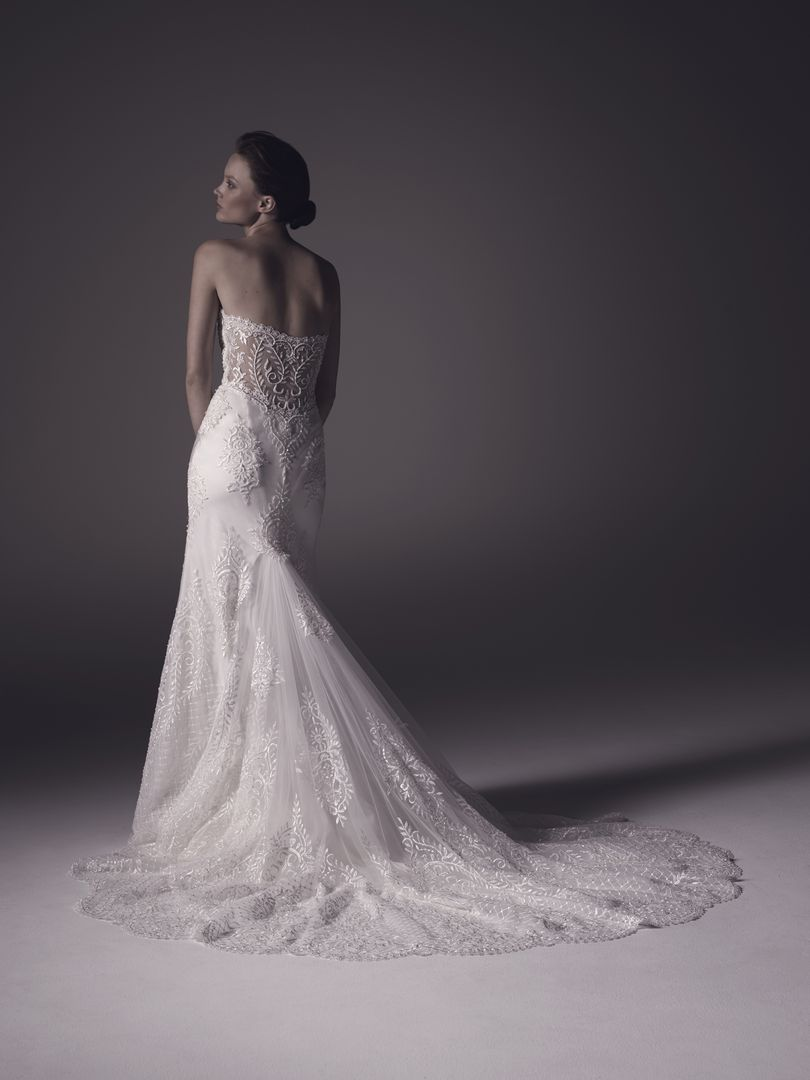 Style C105 Ophelia Amare Couture Bridal