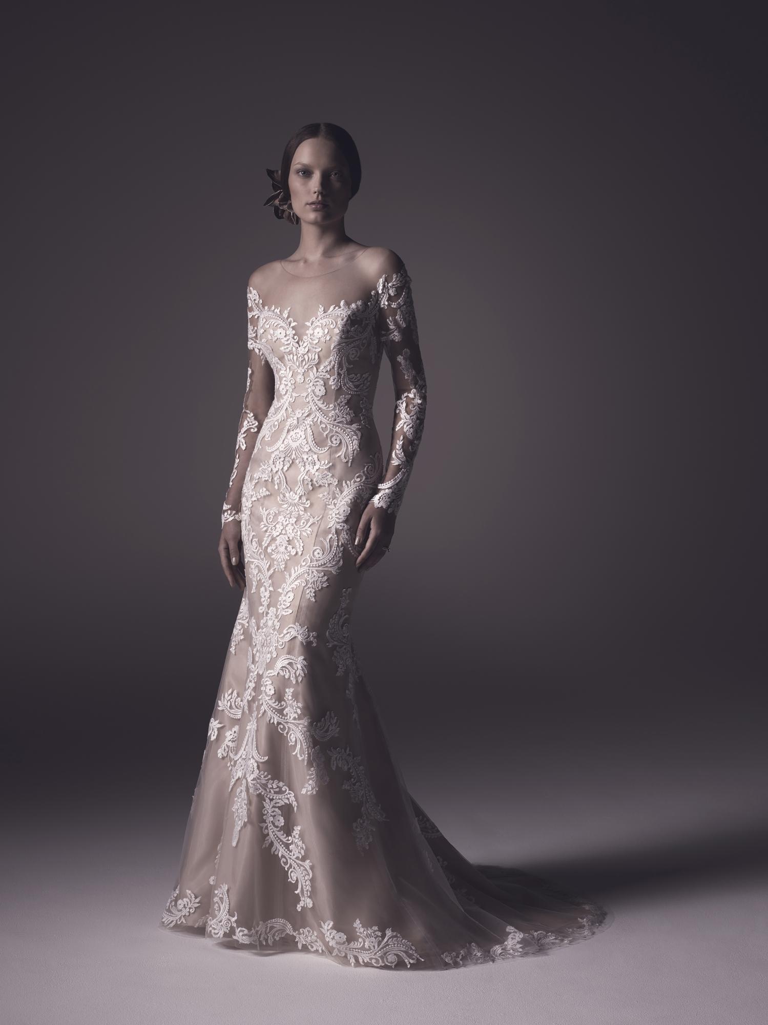 Style C110 Harper   Amaré Couture Bridal