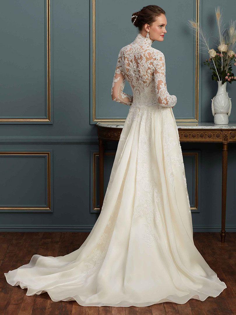 Casablanca Bridal Dress 2018