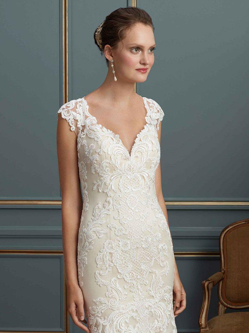Style C124 Anastasia | Amaré Couture Bridal