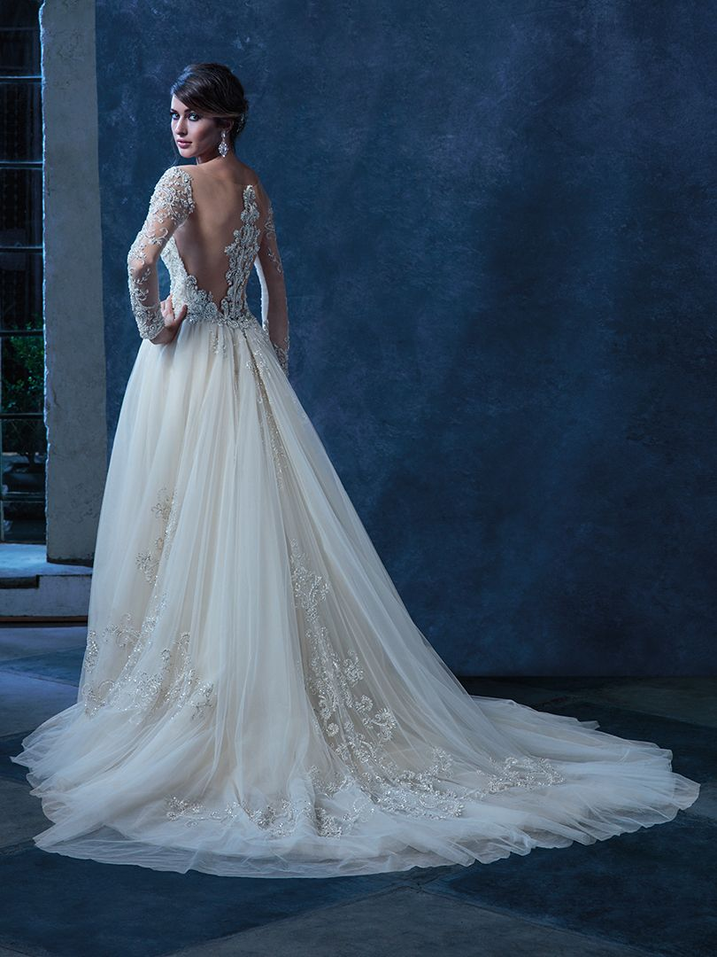 Style C128 Penelope | Amare Couture Bridal