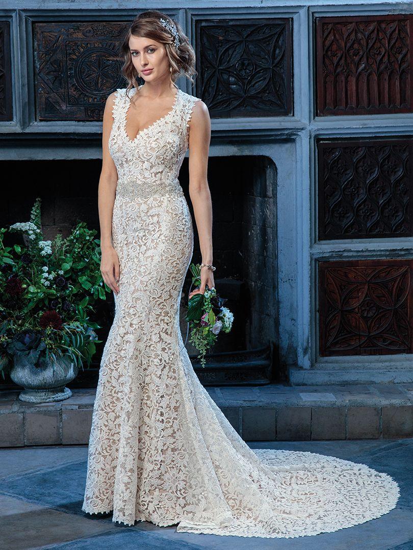 Style C135 Vivienne Amaré Couture Bridal