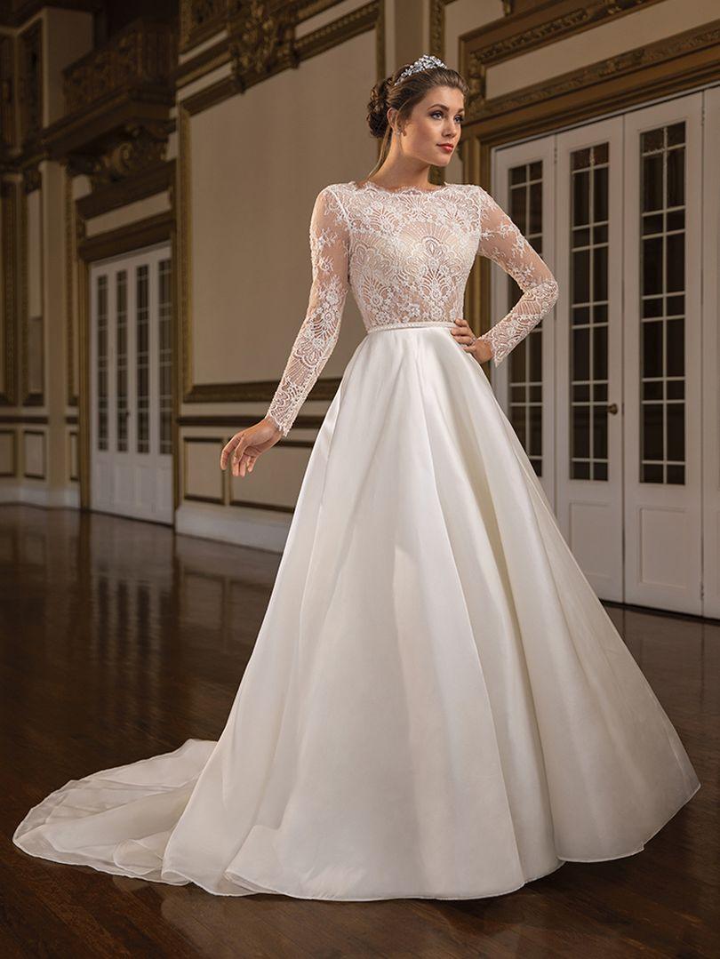 416d4dd74d62 Style C142 Grace   Amaré Couture Bridal