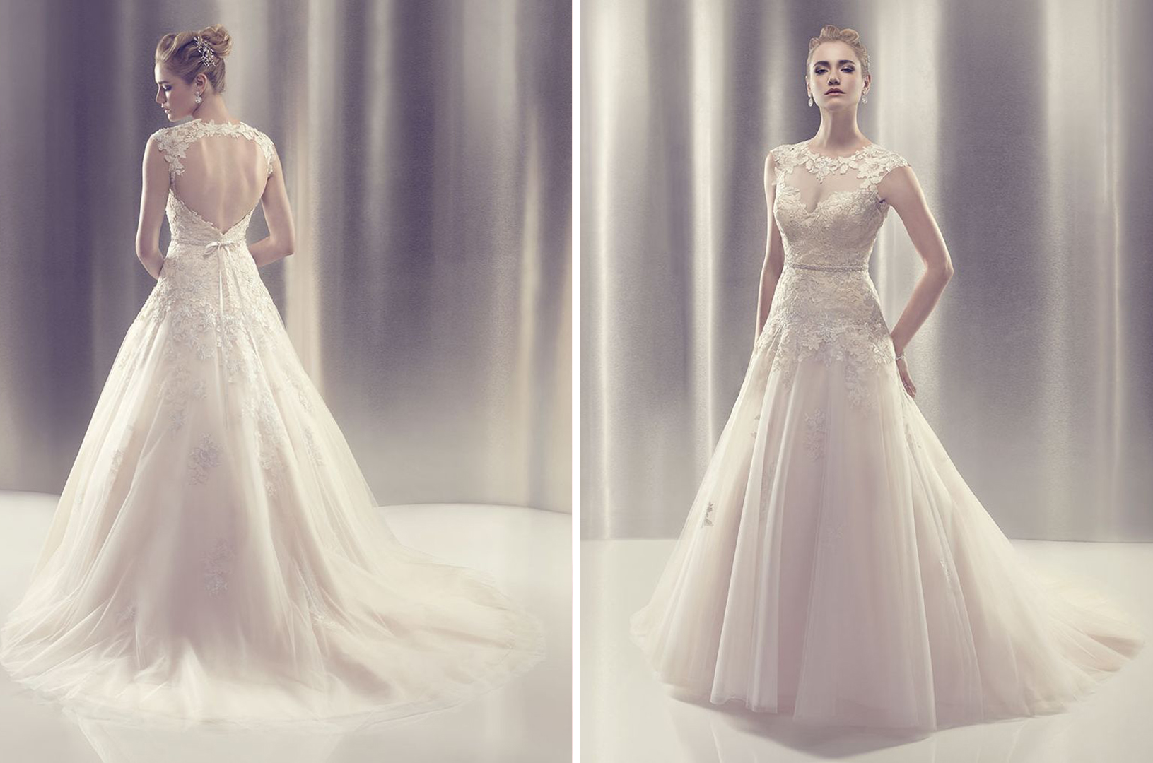 ad3299be8 Top 10 Illusion Wedding Dresses by Amare Couture / Blog / Amar ...