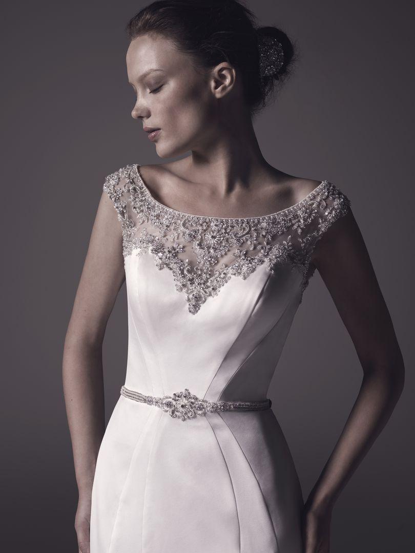 Best Unique Back Wedding Gowns by Amare Couture / Blog / Amaré ...