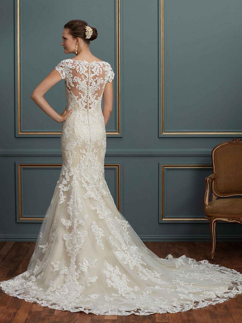 Best Plunging V-Neckline Gowns by Amare Couture / Blog / Amaré ...