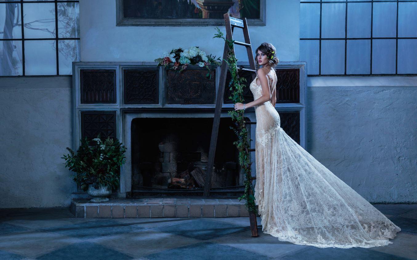 Seven Unique Lace Wedding Dresses by Amare Couture / Blog / Amaré ...